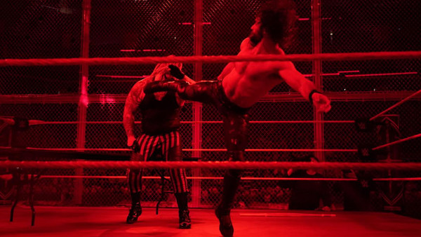 WWE Hell in a Cell 2019 Seth Rollins The Fiend Bray Wyatt