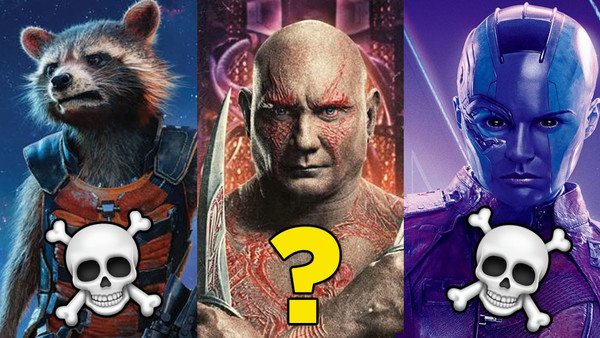 Guardians Of The Galaxy Vol 3 Deaths