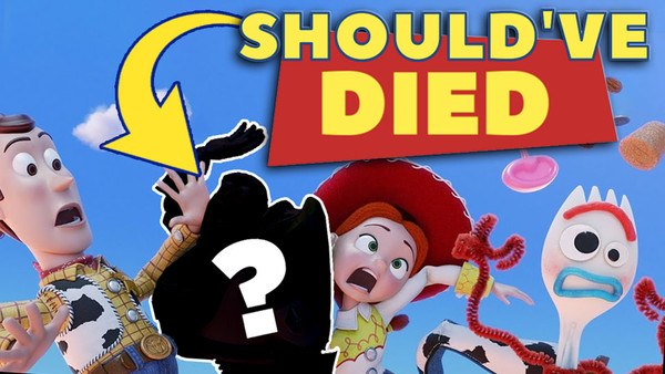 Toy Story 4 Ending