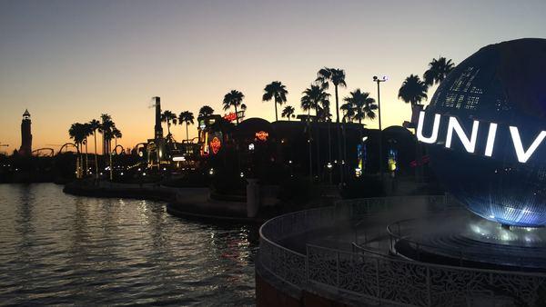 Universal Orlando citywalk