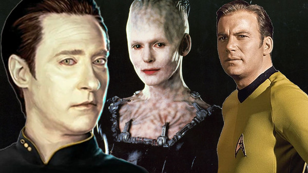 Star Trek Smartest Characters