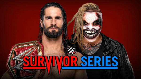 The Fiend Seth Rollins Survivor Series