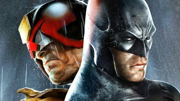 Dredd Batman