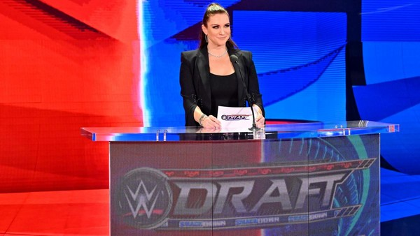 Stephanie McMahon Draft