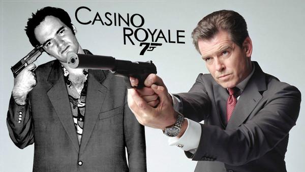 Casino Royale Pierce Brosnan Quentin Tarantino