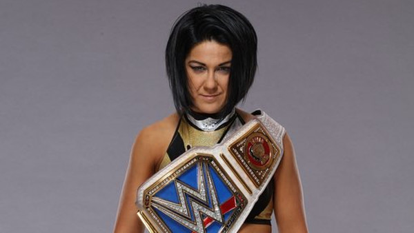 Bayley SmackDown Champion
