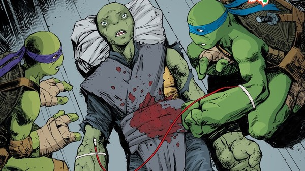 Hitler TMNT Teenage Mutant Ninja Turtles