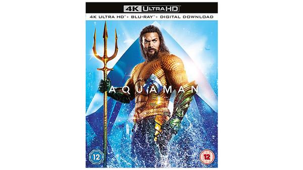 Aquaman 4K