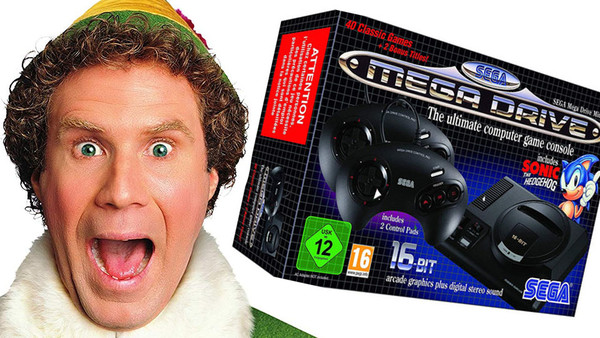 Elf Mega Drive