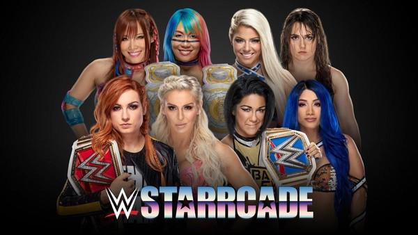 Starrcade Women's Tag
