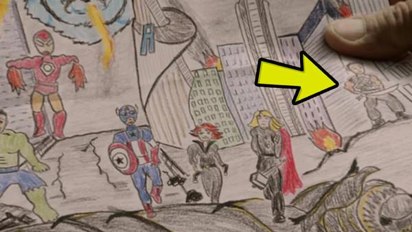 Spider-Man Homecoming Hawkeye