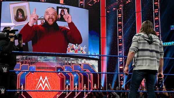 Bray Wyatt Daniel Bryan