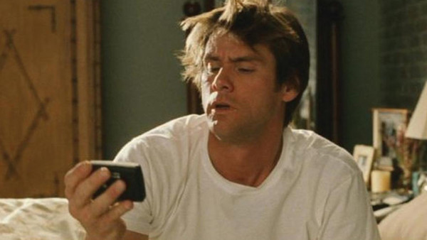 Bruce Almighty Pager