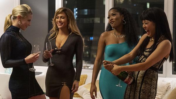 Hustlers Jennifer Lopez