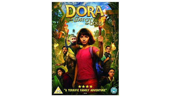 Dora And The Lost City of Gold - Dora The Explorer