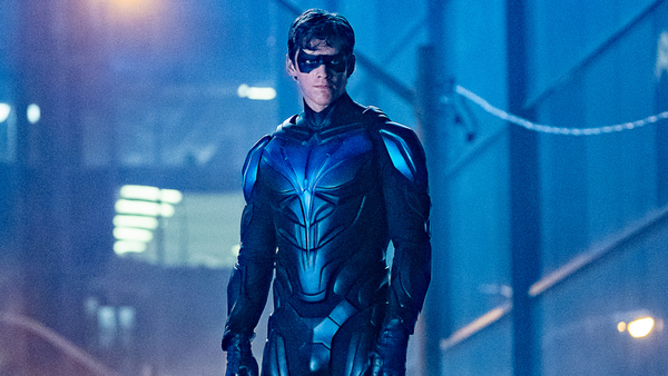 Titans Season 2 Nightwing
