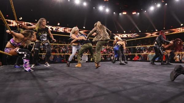NXT Invasion
