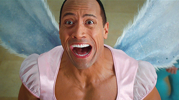 The Rock The Tooth Fairy