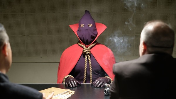 Watchmen Episode 5 Hooded Justice