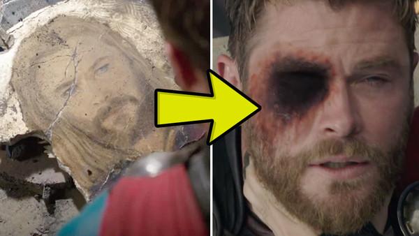 Thor Ragnarok Eye