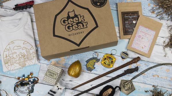 GeekGear Wizardry Box