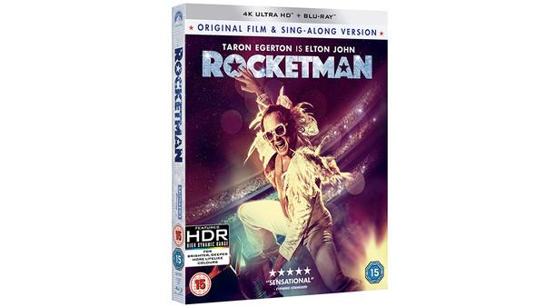 Rocketman BR