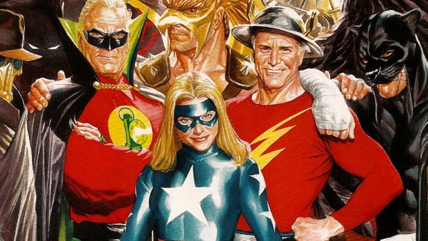 Justice Society of America Alex Ross