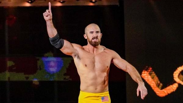 Image result for Oney Lorcan wrestler