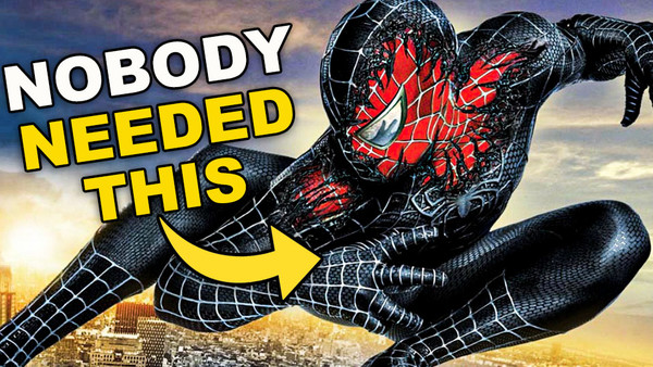 Spider-Man 3 Venom