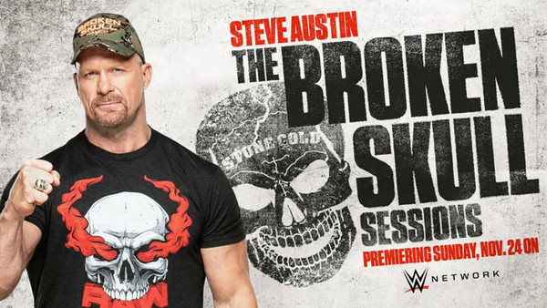 Steve Austin Broken Skull Sessions