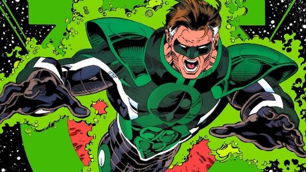 Hal Jordan Parallax