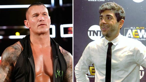 tony Khan Randy Orton