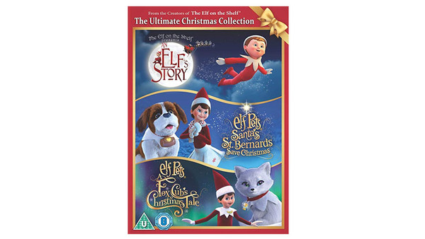 The Elf On The Shelf: The Ultimate Christmas Collection
