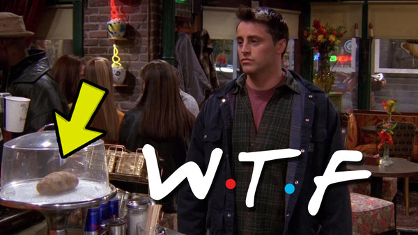 12 Small Details You Only Notice Rewatching Friends - Page 2
