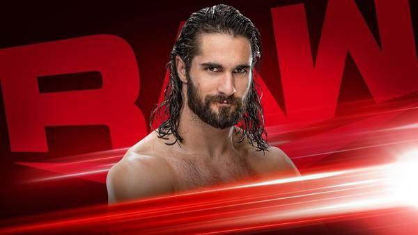Seth Rollins Raw Captain