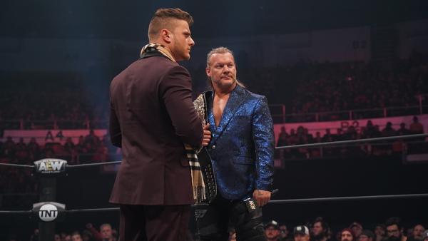 MJF Chris Jericho