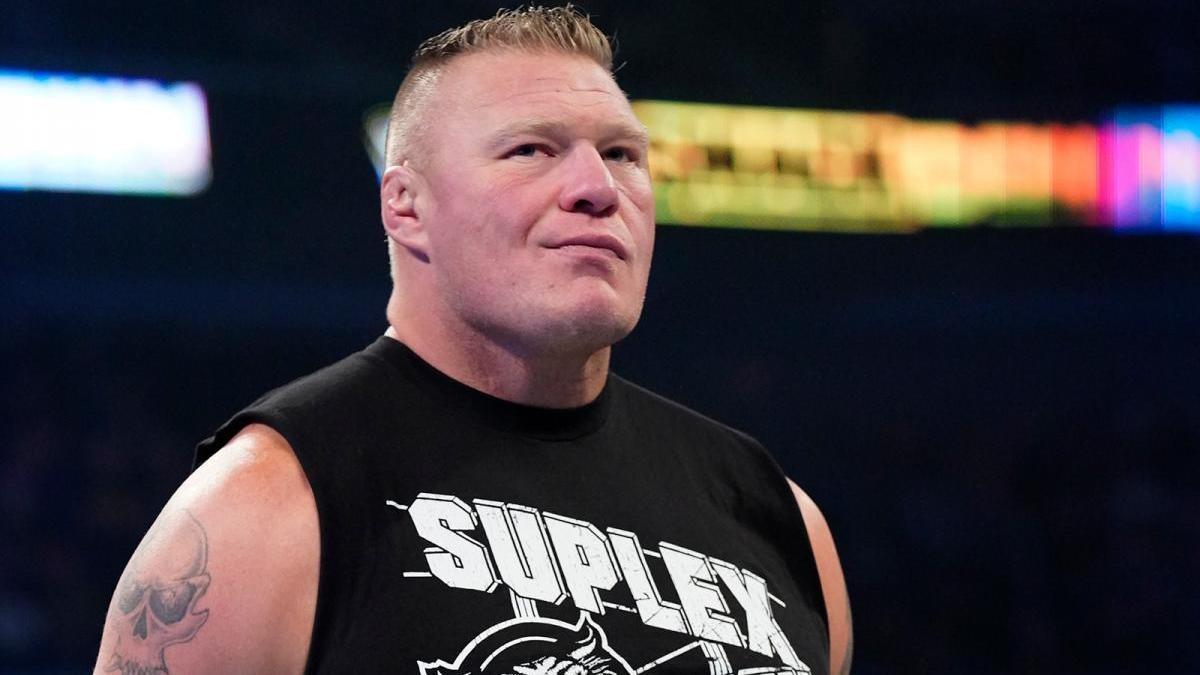 Brock Lesnar's WWE Return Date Revealed?