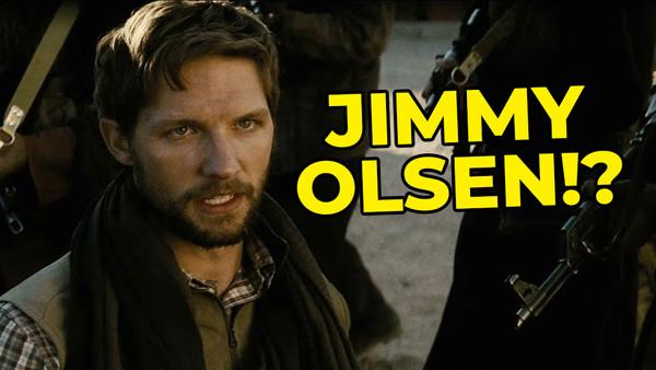 Batman v Superman Jimmy Olsen