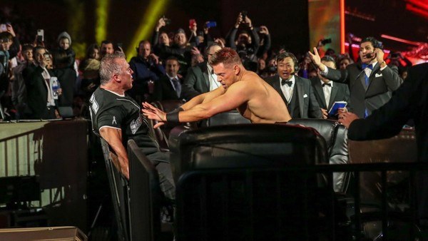 The Undertaker CM Punk