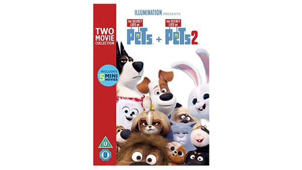 The Secret Life of Pets 2 Box Set