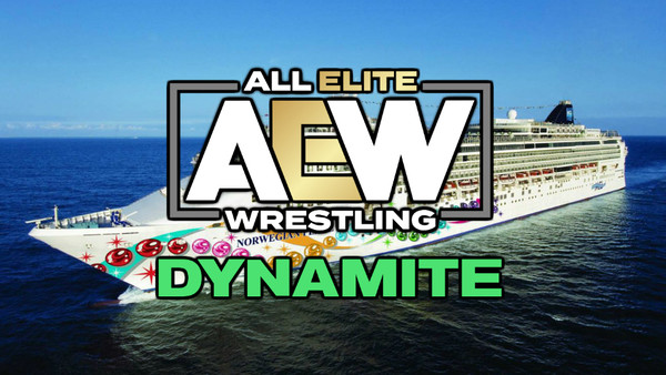 AEW Dynamite Chris Jericho Cruise