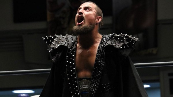 Marty Scurll NJPW