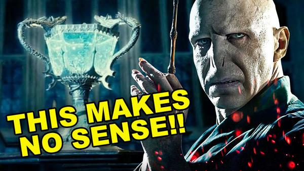 Voldemort Idiot