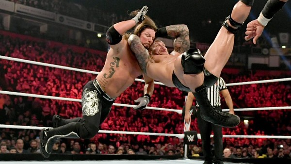 Randy Orton AJ Styles