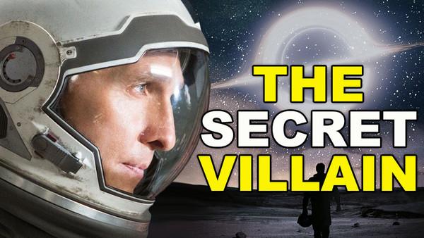 Interstellar Secret Villain