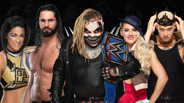 WWE Fiend