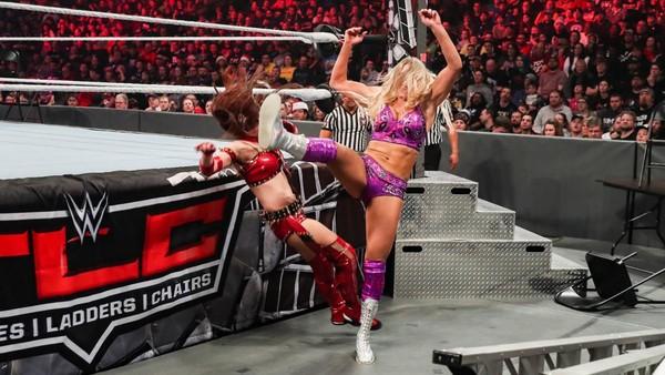 Kairi Sane Charlotte TLC 2019