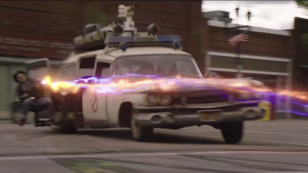Ghostbusters Afterlife Trailer Bustin Is Back In 2020