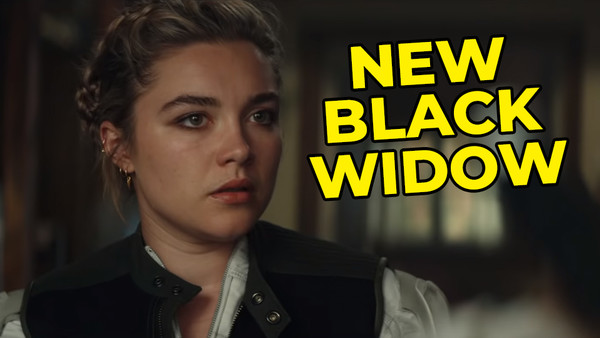Black Widow Florence Pugh