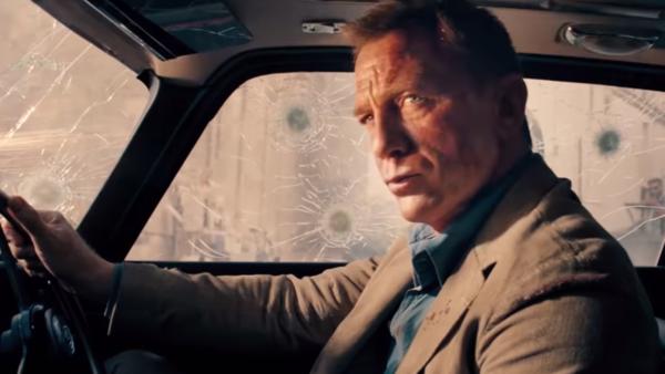 No Time To Die Bond Daniel Craig